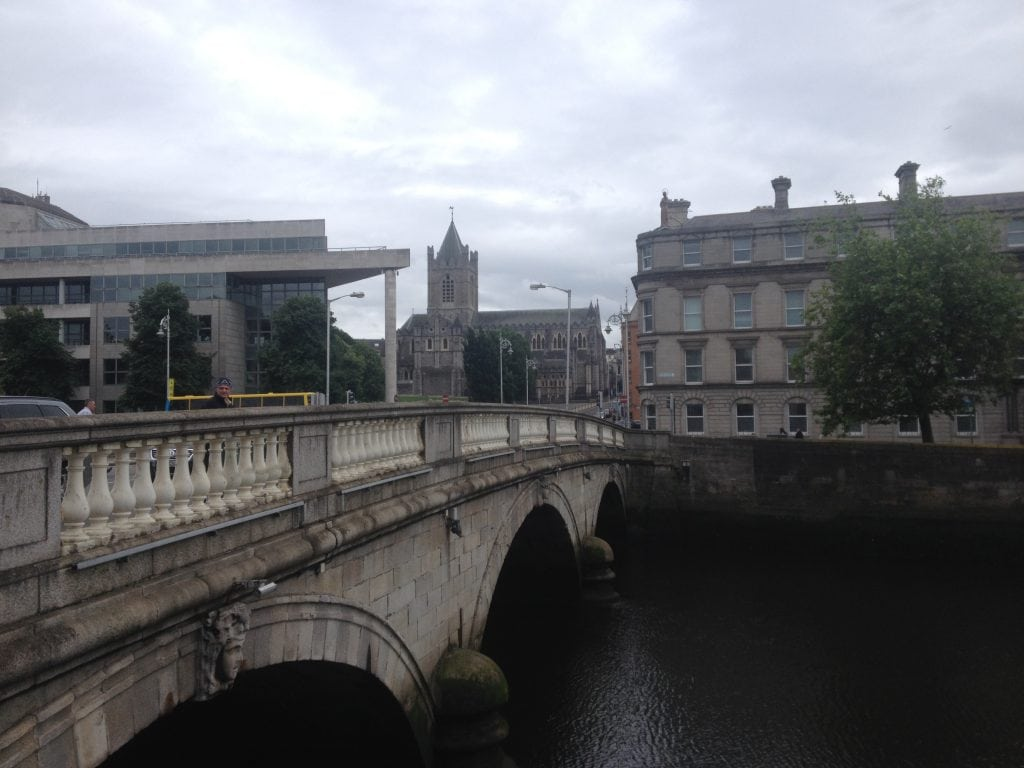 Dublin bridges