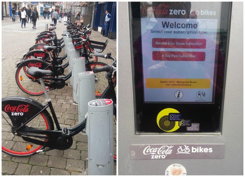 Galway city bikes