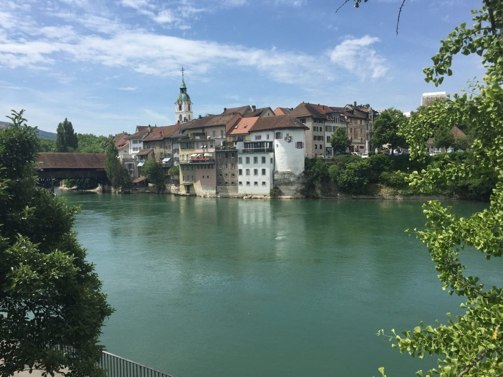 Old town of Olten