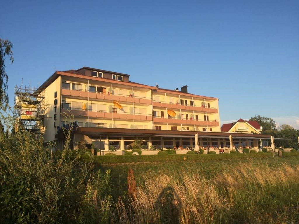 Hotel Seeterrasse Langenargen