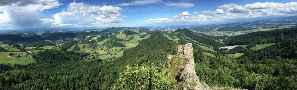 Views from Bölchen