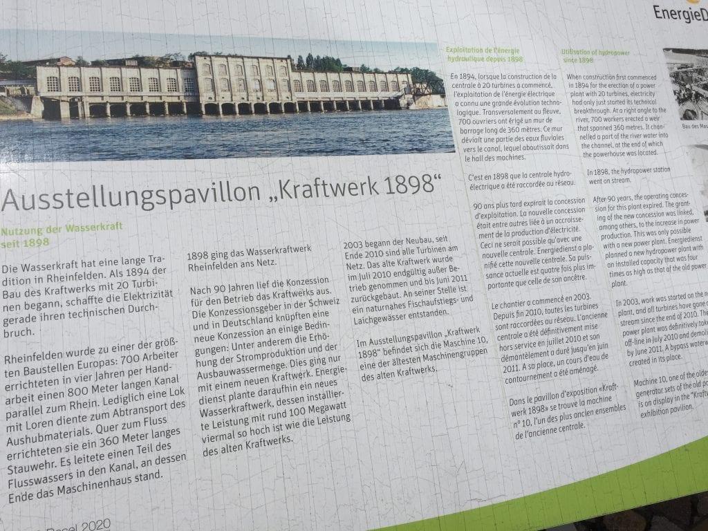 """Exhibition Pavilion """"Kraftwerk 1898"""""""