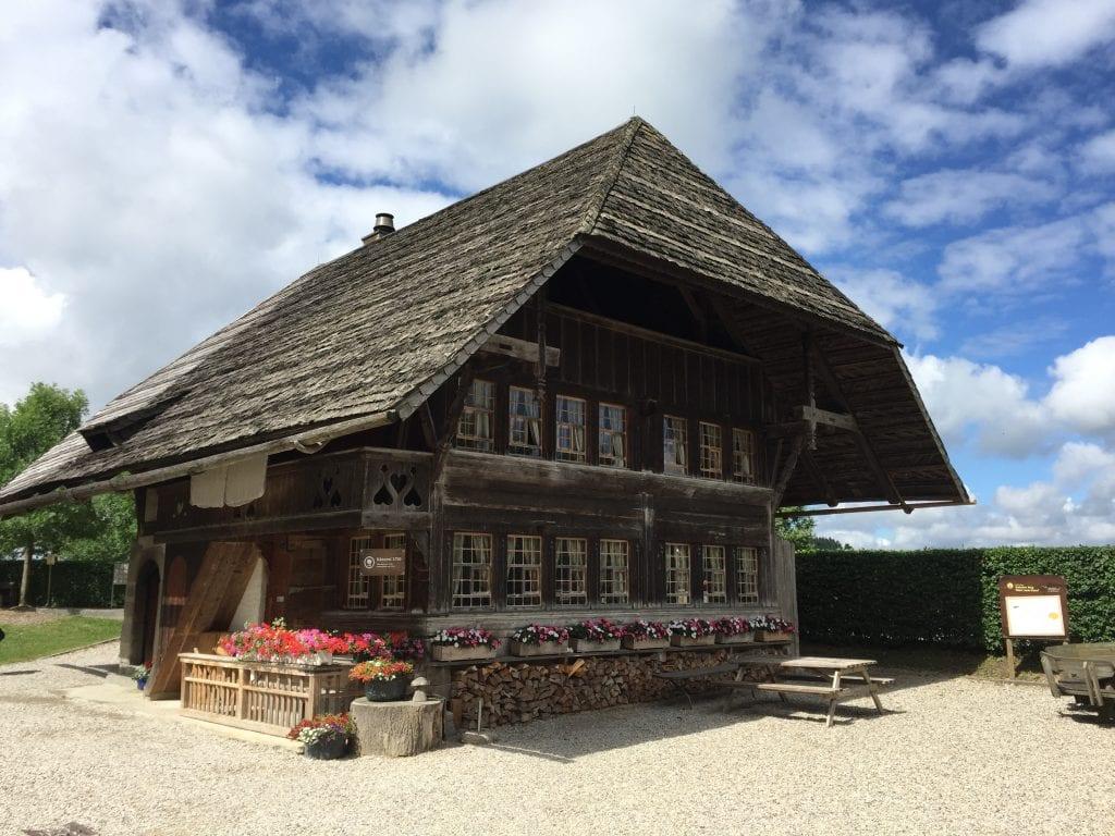 The old Emmental Käserei