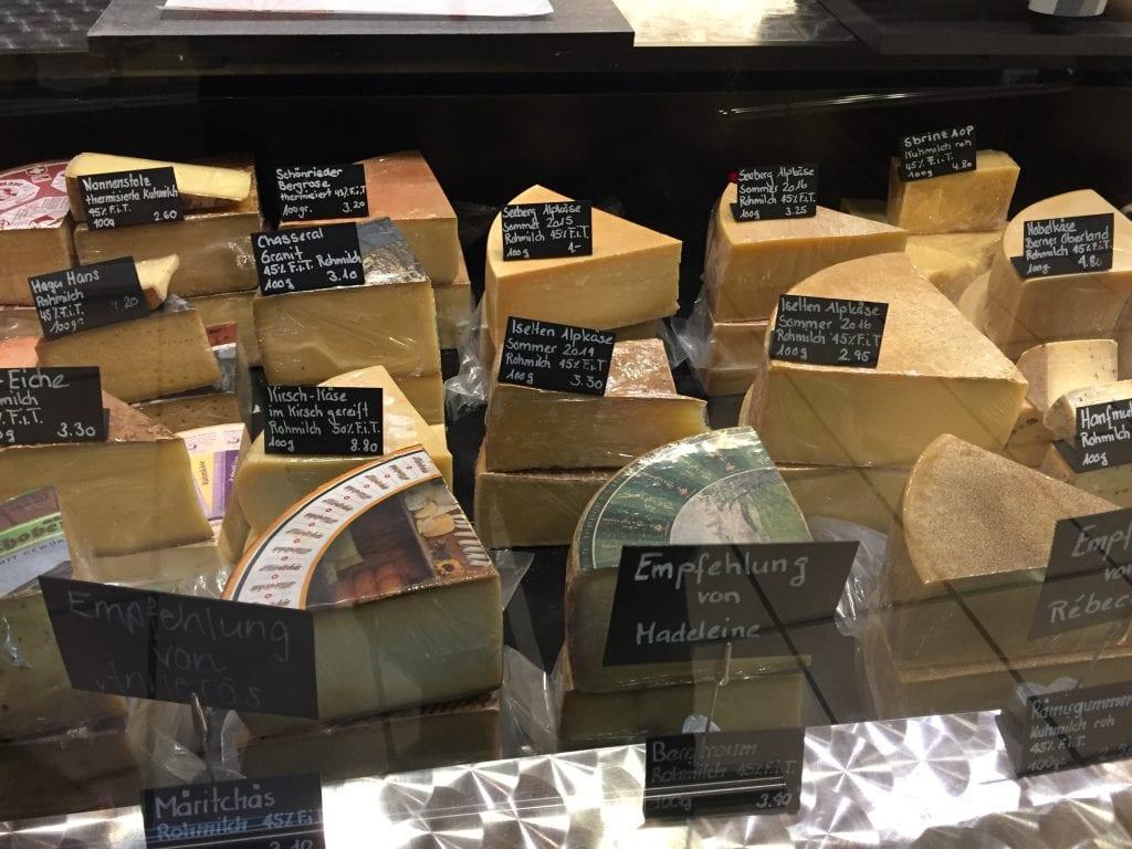 Emmental Cheese Dairy