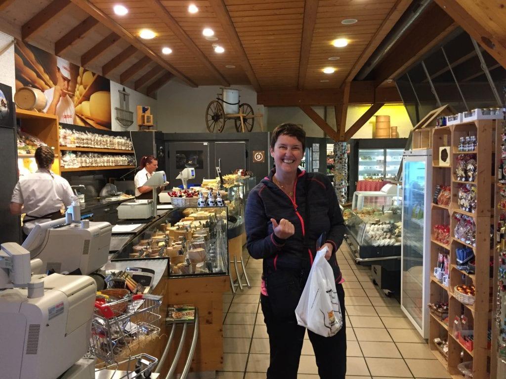 Emmental Cheese Dairy Shop