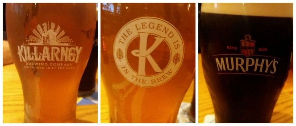 Killarney & Murphy's Beer