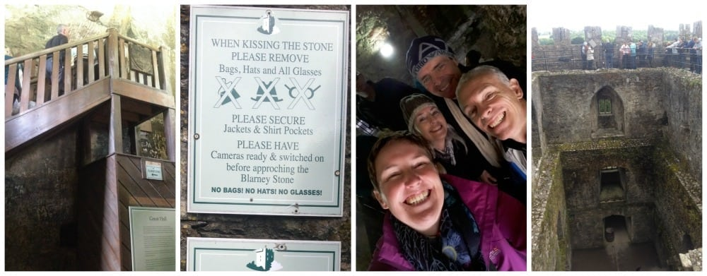Prepare to Kiss the Blarney Stone