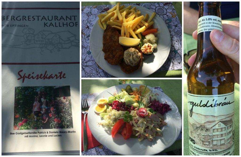 Restaurant Kallhof, Eptingen