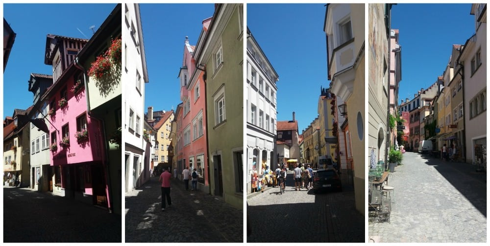Streets of Lindau