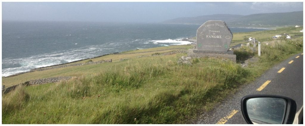 Welcome to Fanore Ireland