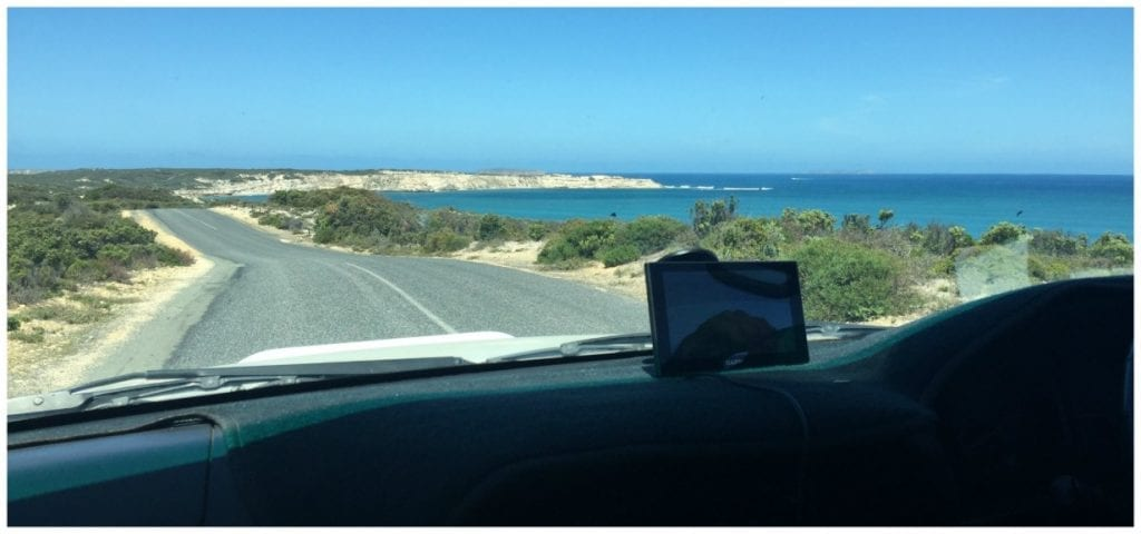 Great drive through Coffin Bay National Park