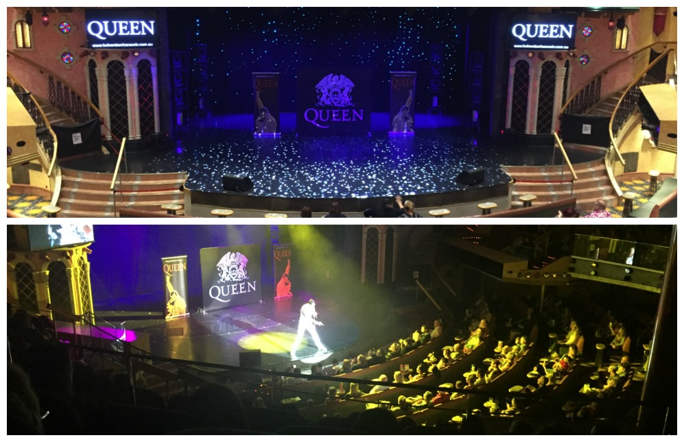 Queen by Thomas Crane on Carnival Legend