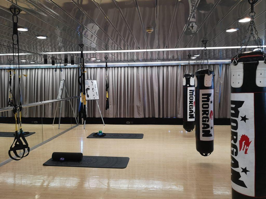 Pacific Eden Gym