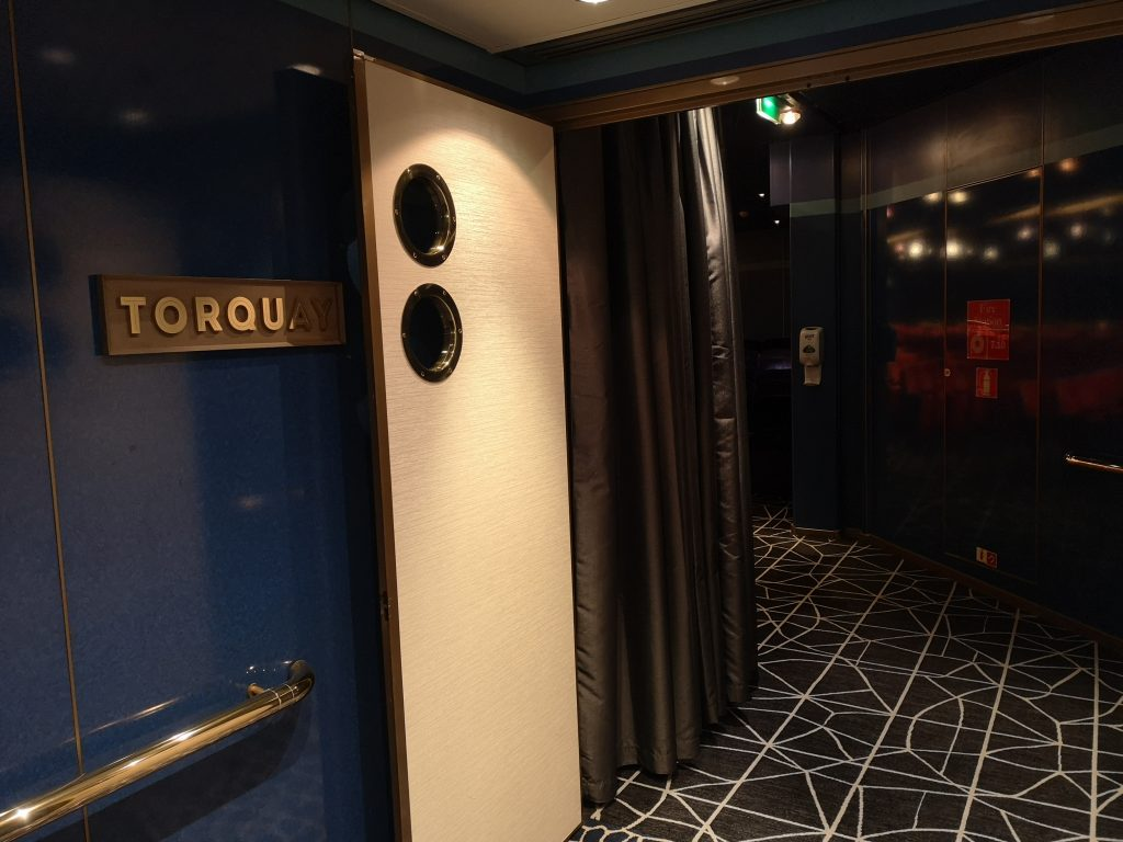 Torquay Cinema on Pacific Eden