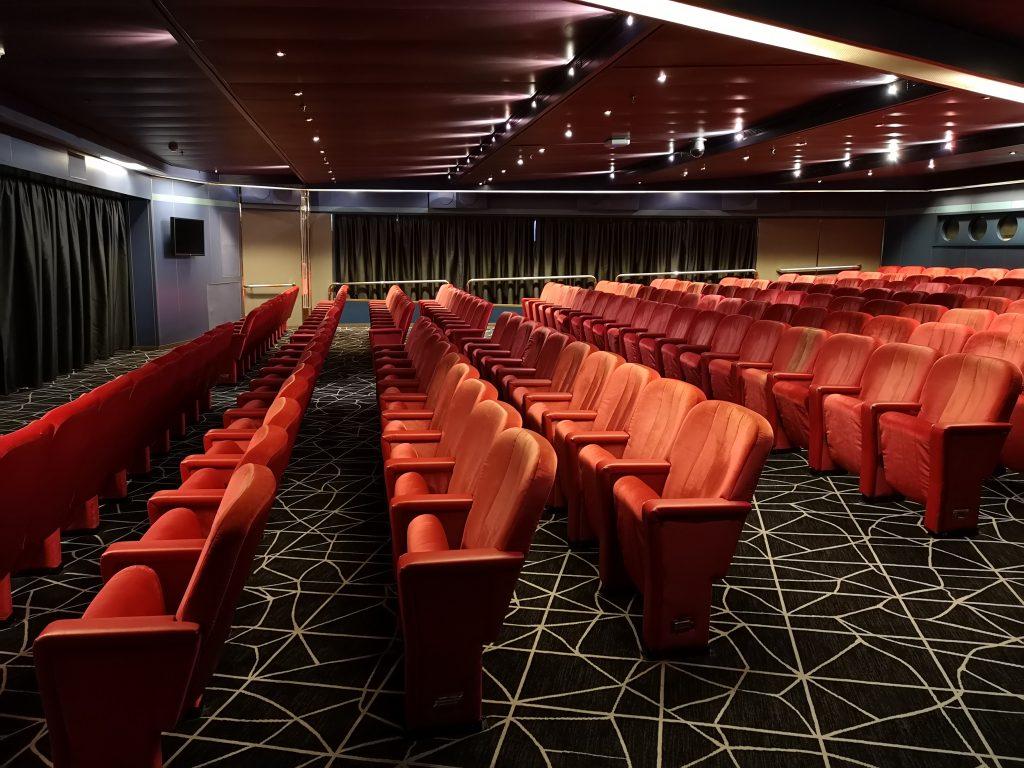 Cinema on Pacific Eden
