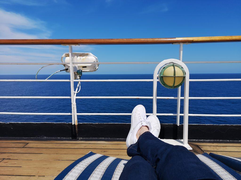 Cruise life 101 on P&O
