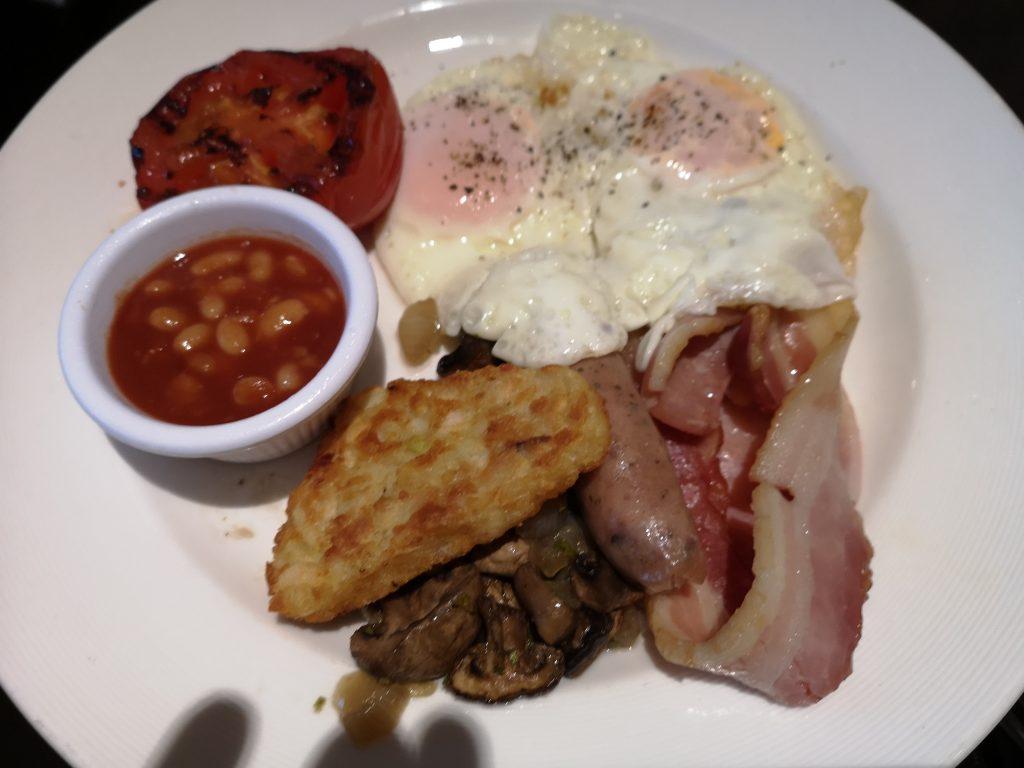 Breakfast on Pacific Eden