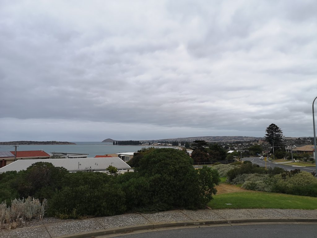 View to Victor Harbor & Granite Island