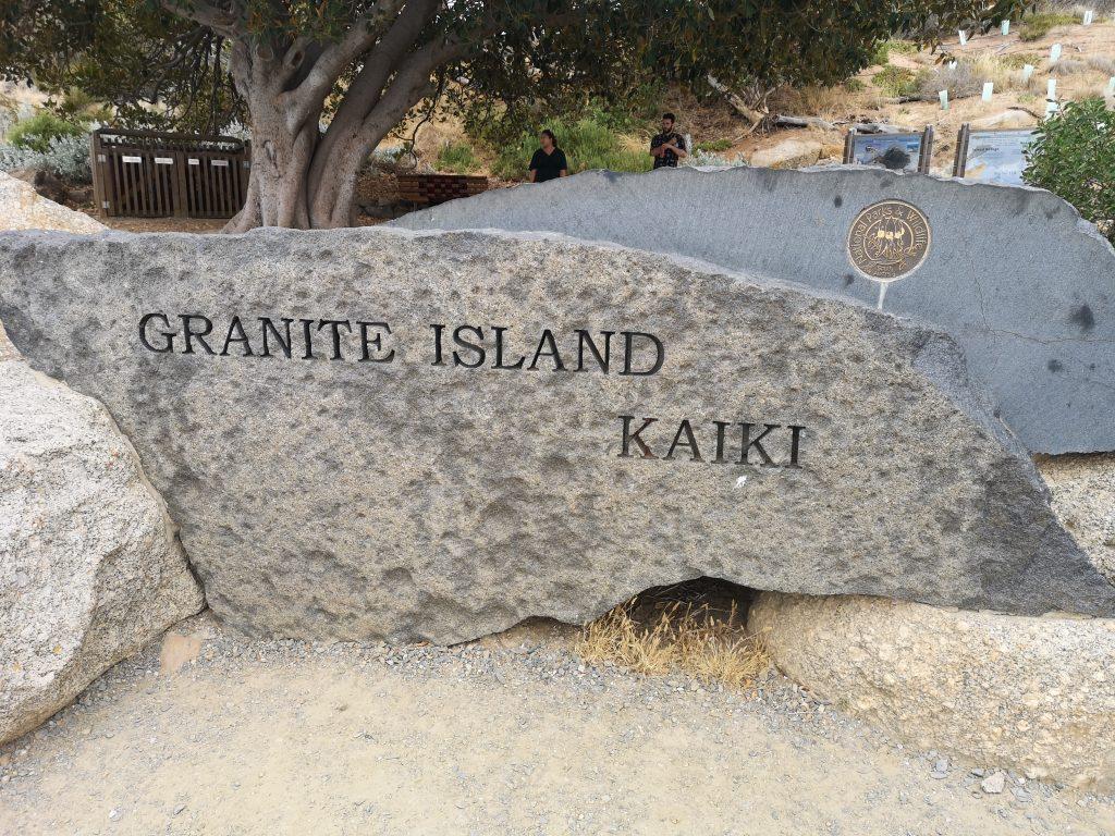 Granite Island South Australia