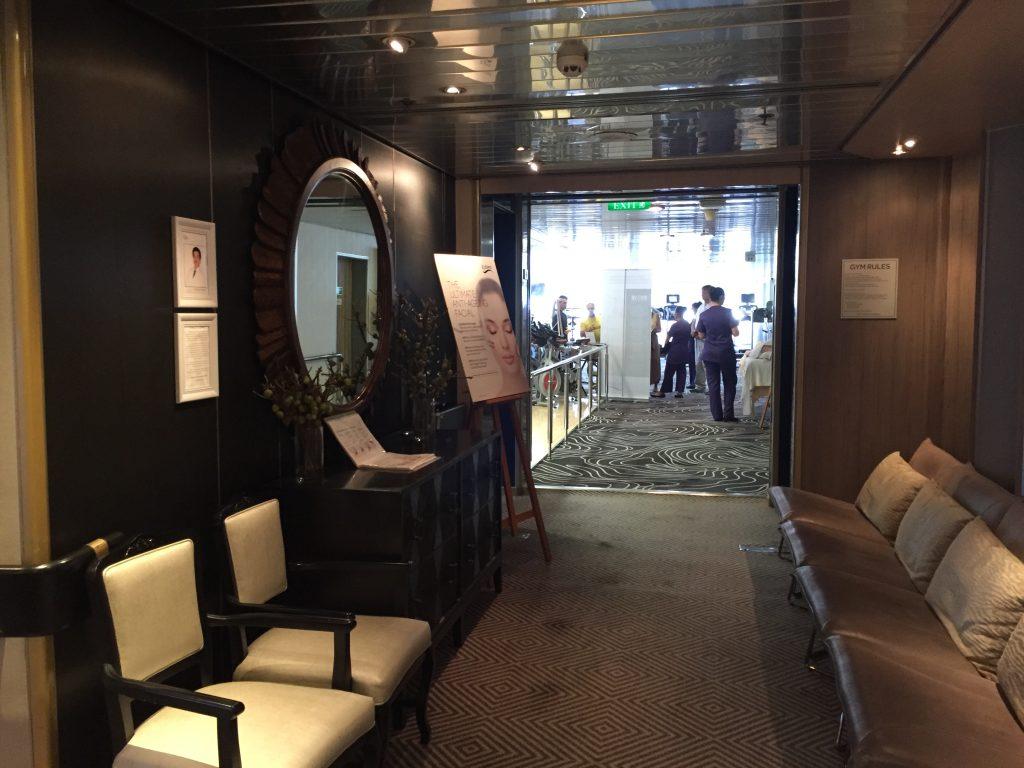 Elemis Salon & Spa on Pacific Eden