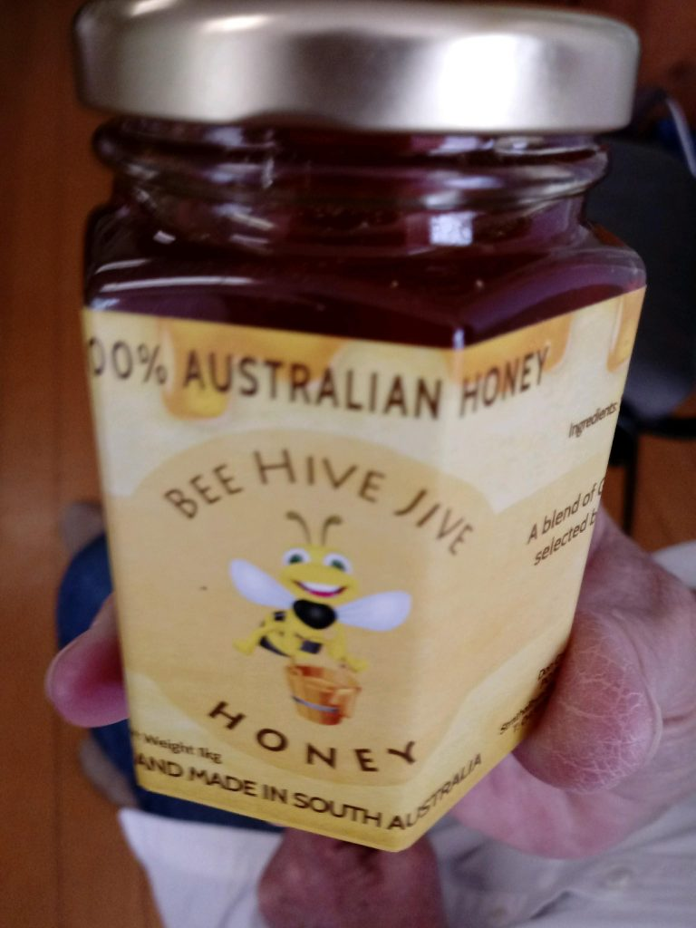 Bee Hive Jive Honey in South Australia